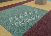 天台胶粘石项目