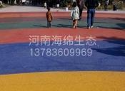 滨河公园manbetx万博官方下载路面工程