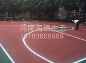 小区篮球场manbetx万博官方下载地坪施工